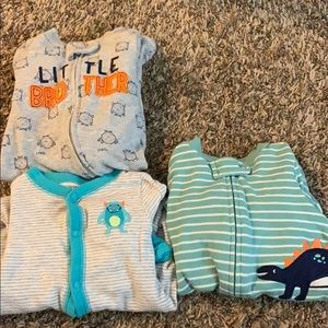 3 month Carter Sleepers